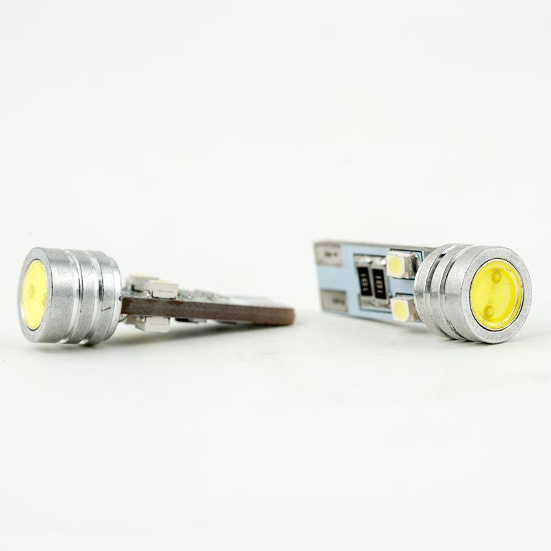 LED 5 CAN SILVER