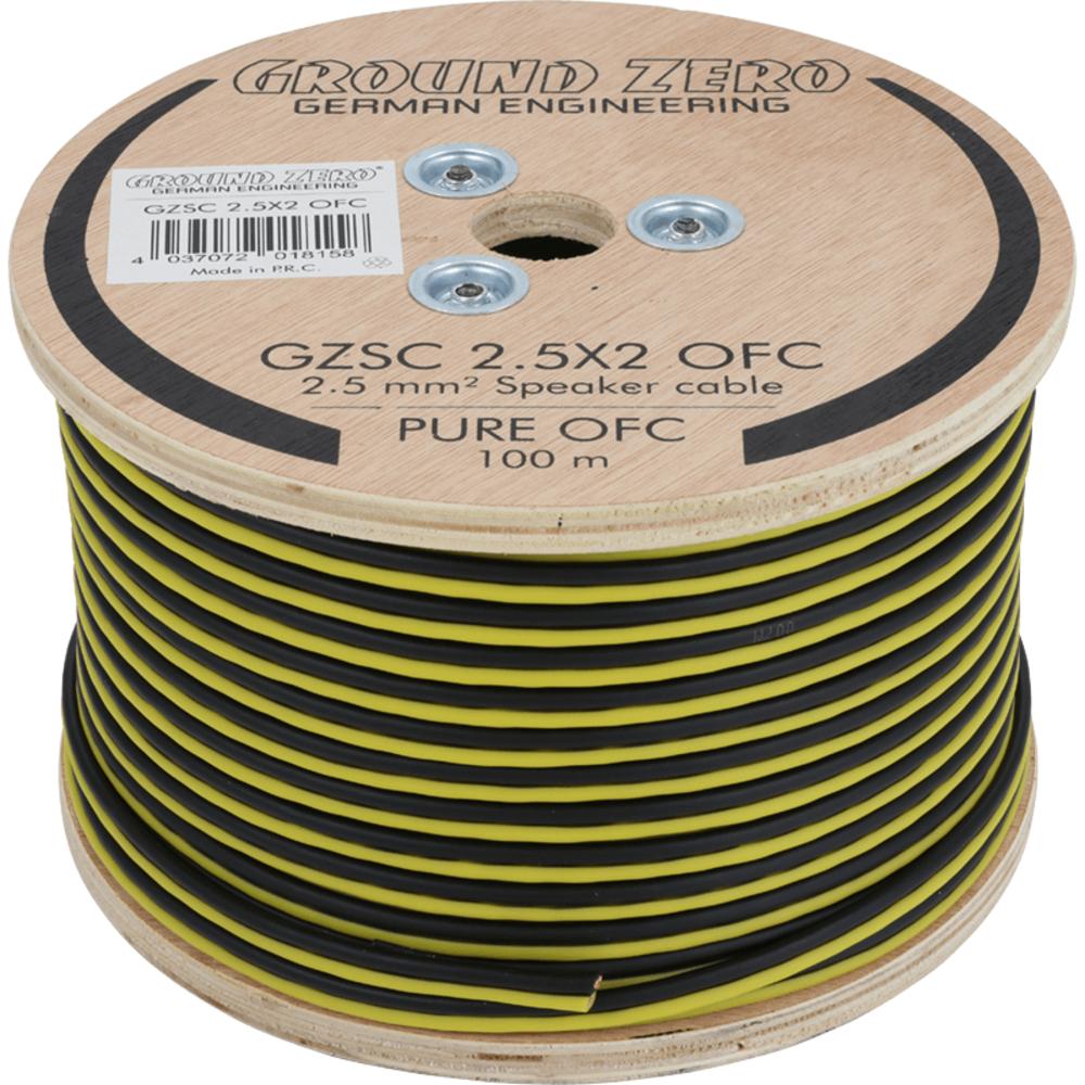 GZSC 2.5X2 OFC