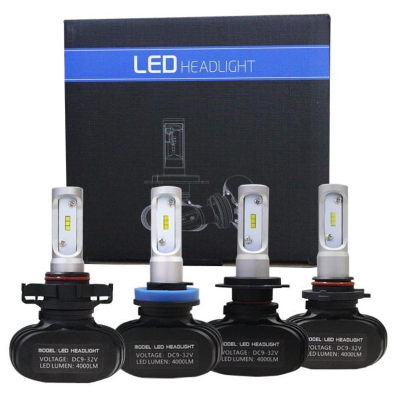 KIT LED L3 H7/H1/H3/H11/881/9006/9005 L3