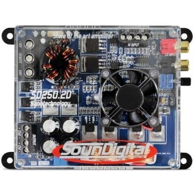 SD 250.2D NANO